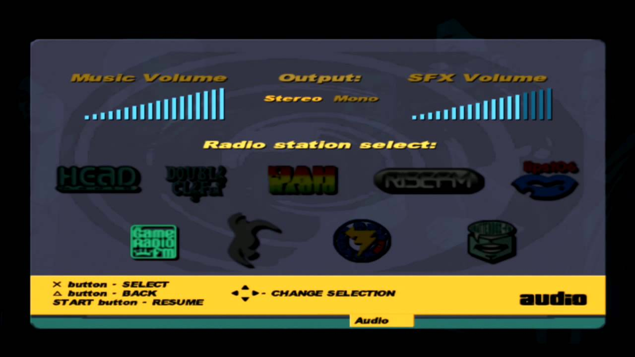 Grand Theft Auto III Radio : Game Radio FM