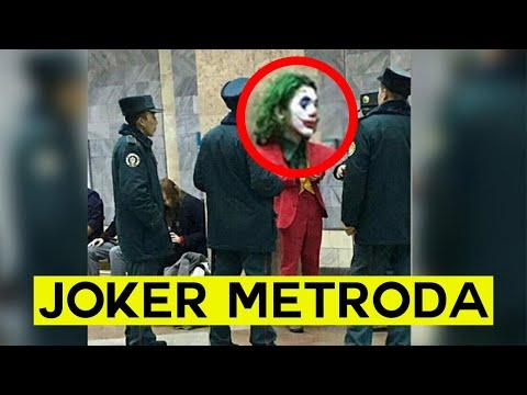 Жокер Тошкент Метросида?! | Joker Toshkent Metrosida?!