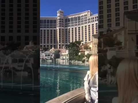 Belagio , las Vegas , water ballet 2017