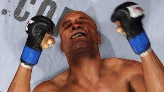 UFC 3 Gameplay - Jon Jones vs Anderson Silva