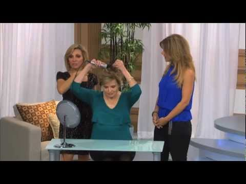 Cowlick Hair? Perfecter Solves Your Cowlick Problem | Maria McCool ...