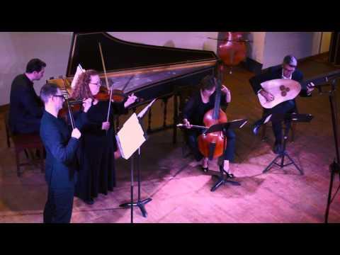Sonata in A minor Op. 4 No. 5 - Arcangelo Corelli
