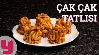 Çak Çak Tatlısı Tarifi (Ballı Tatar Mucizesi!)   Yemek.com