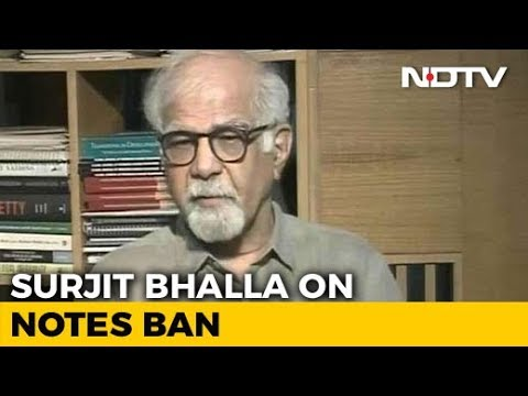 in-terms-of-tax-revenue,-notes-ban-resounding-success:-surjit-bhalla-to-ndtv