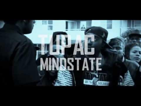 MAKKK HUSSIEN: Tupac Mindstate ((Official Video))