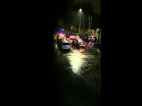 Apareció el primer video del escándalo de Chano en Belgrano