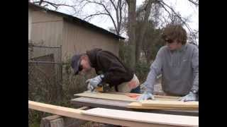 Soldiers team up with Habitat for Humanity to give back to the local community