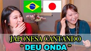 FIZ A JAPONESA CANTAR EM PORTUGUÊS  |  Déborah Hudz