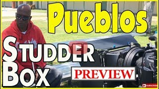Studder Box from the Pueblos taking on the Blood identity in mid-late 1970s [PREVIEW]