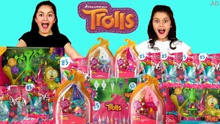 Toy Hunt Challenge - SIS vs SIS 🏆 Dreamworks Trolls True Colours Toys + Kids Toys GIVEAWAY 🎁🎁
