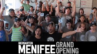 Menifee Grand Opening | Dog Haus