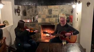 Flogging Molly - Dave and Bridget Fireside Sessions - 'Whistles The Wind', 'Salty Dog'