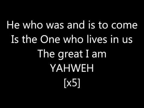 Elevation worship-Yahweh(Lyric video)