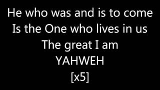 Elevation worship-Yahweh(Lyric video)