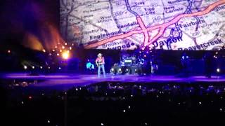 """""""Fly Over States"""" (Jason Aldean), live at Bayou Country Superfest 2012"""