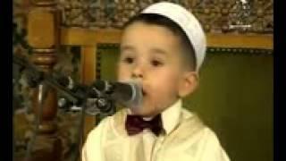 Abdul Rahman 3 Yaşındaki Hafız