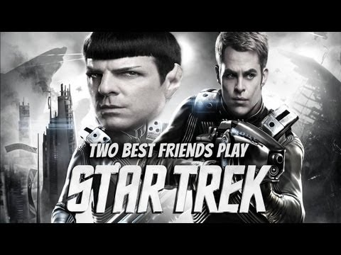 Two Best Friends Play Star Trek (Trailer)