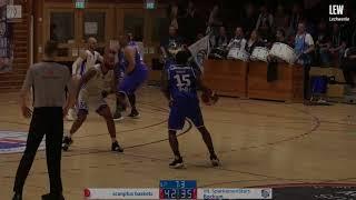 Highlights scanplus baskets vs VFL SparkassenStars Bochum | scanplus baskets