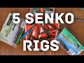 5 Ways to Rig a Senko - How to Fish -  Bass Fishing Tips and Techniques