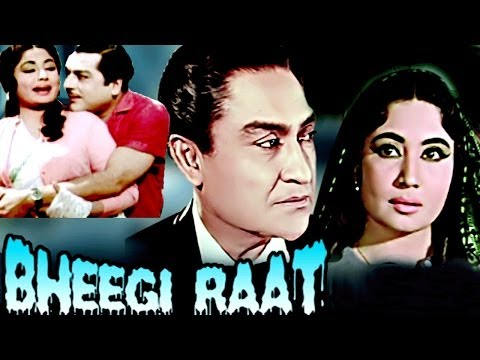 Bheegi Raat is listed (or ranked) 28 on the list The Best Meena Kumari Movies