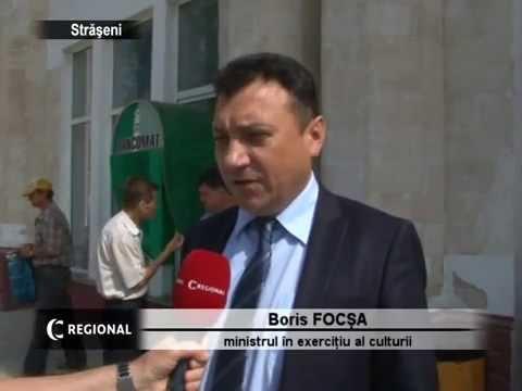 ART TV: Boris Focşa le-a promis susţinere celor din Străşeni
