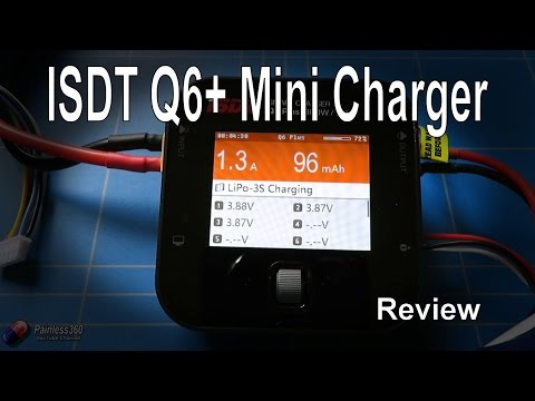 RC Review: ISDT Q6 LIPO Mini Charger (from Banggood.com)