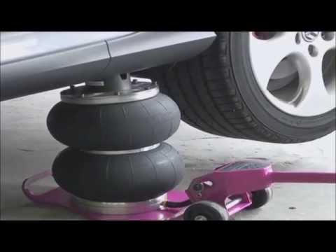 RakJak Hydraulic Air Bag Jack for fast efficient jacking of vehicles