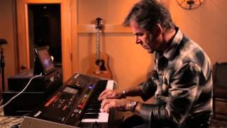 Jonathan Cain on the Roland JUPITER-80