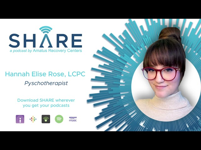 EPISODE 7 -Vicarious Traumatization, Compassion Fatigue and Self Care with Hannah Elise Rose, LCPC