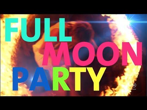Fui a la legendaria Full Moon Party | Tailandia #19