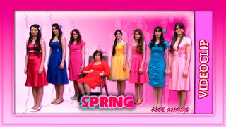 Song: Primavera (Spring) - english subtitles - Flos Mariae