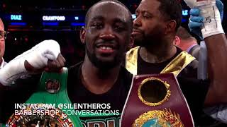 Terence Crawford yr 2 Late!Either go get the fight or Wait yr turn cuz Spence is in Charge!