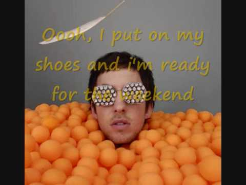 Calvin Harris - Ready for the weekend lyrics