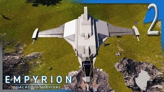 STEPPING UP THE SMALL VESSEL GAME! | Empyrion: Galactic Survival Gameplay/Let