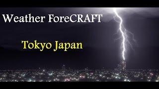 Weather ForeCRAFT   Tokyo Japan