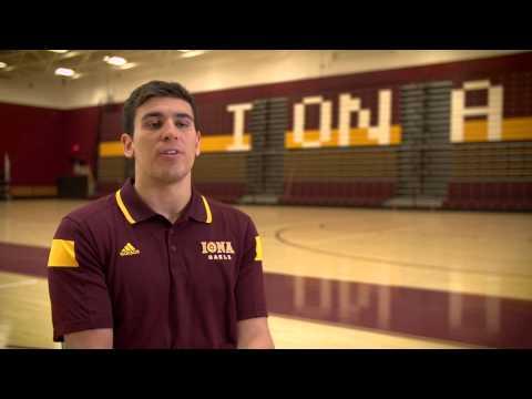Ian Thompson '15 – Student-Athlete and Entrepreneur