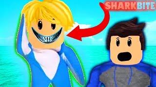 Roblox SharkBite - I... AM... THE... SHARK!!! - Episode 2