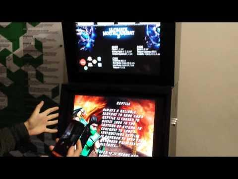 Bitcoin Arcade Machine Presentation