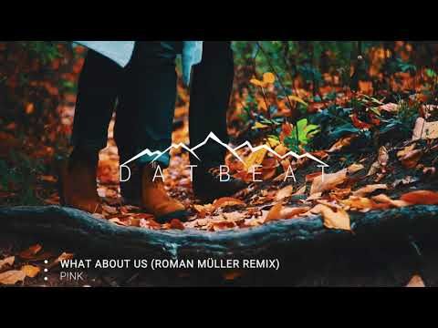 Pink - What About Us (Roman Müller Remix)