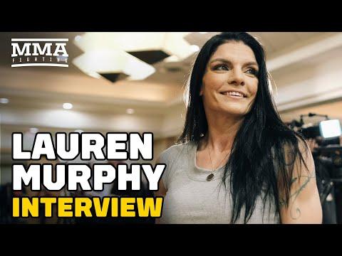 Lauren Murphy Reacts To Valentina Shevchenko Loss, Daniel Cormier's Corner Criticism - MMA Fighting