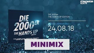 Die 2000er The Hands Up Edition Official Minimix HD