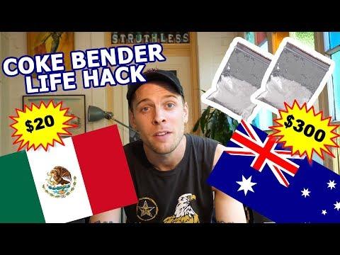 INSANE COKE BENDER LIFE HACK