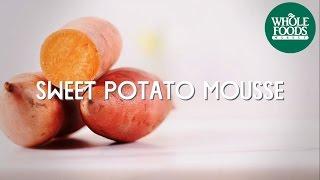 Recipe: Sweet Potato Chocolate Mousse l Whole Foods Market