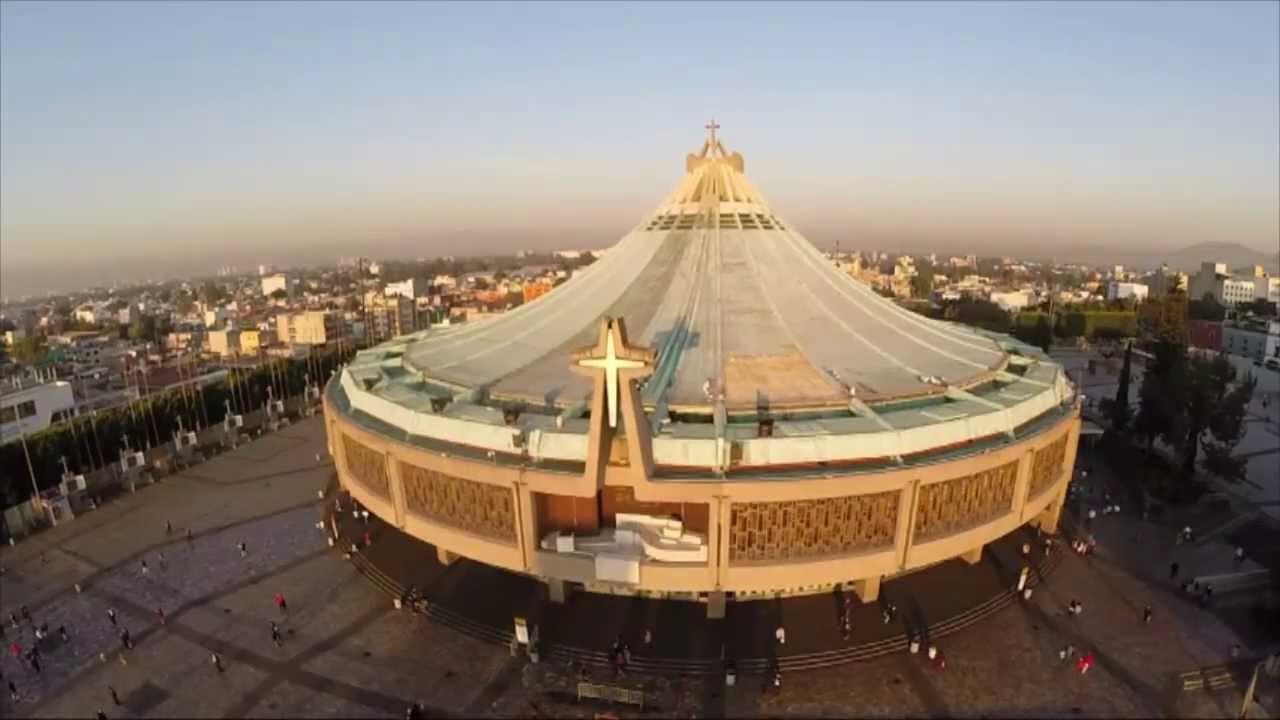 Basílica de Guadalupe - YouTube