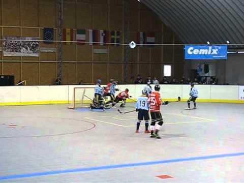 LG AZhokej Bratislava - HBK 3b Luky sport Prešov  2:1