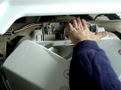 Maytag Neptune Door Lock Latch Repair Not Wax Motor Youtube