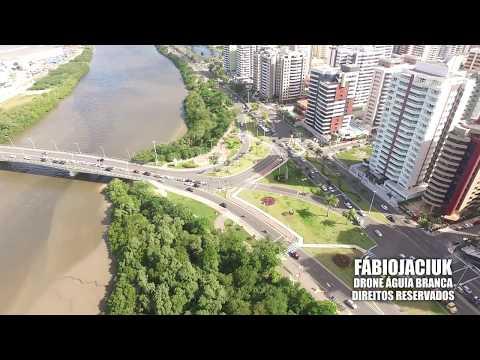DRONE TURISMO #1 - Conheça Aracaju - Sergipe   Dji Phantom 3 Advanced