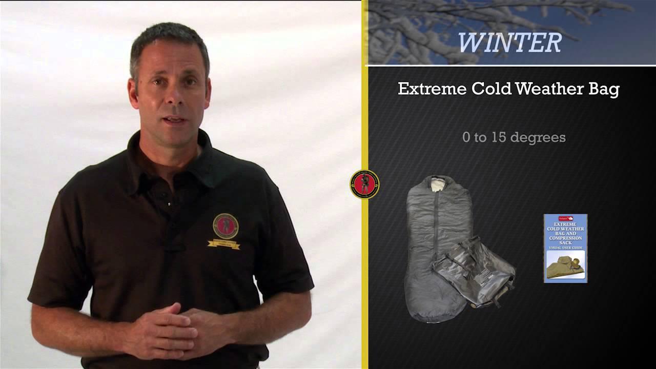Marine Corps Sleep System Training Video