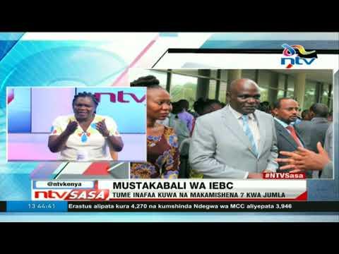 NTVSasa: Mustakabali wa IEBC