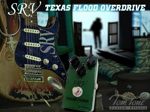 SRV Tones - Couldn't Stand The Weather (Solo) with SRV Texas Flood played by Rodrigo Cordeiro